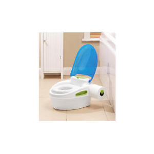 Photo of Summer Step By Step Potty Training System - Blue Toilet Training