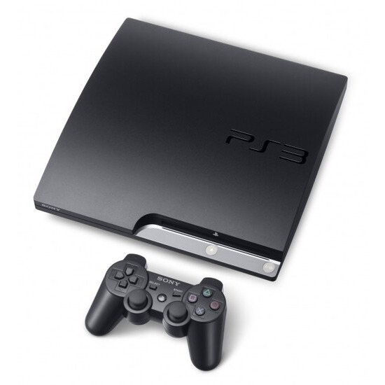 Sony PlayStation 3 (PS3) Slim 120GB