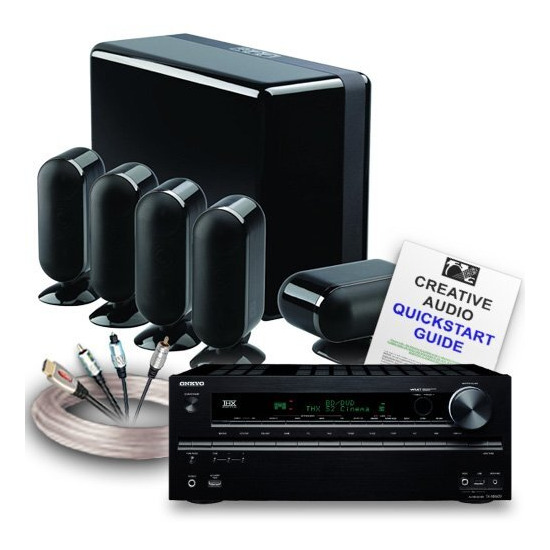 Creative Audio home theatre  CA-HC36-BB