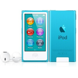 Apple iPod Nano 7th Gen.16GB Reviews