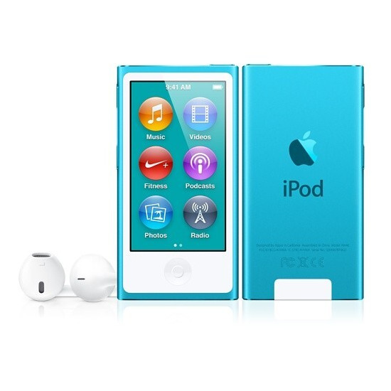 Apple iPod Nano 7th Gen.16GB