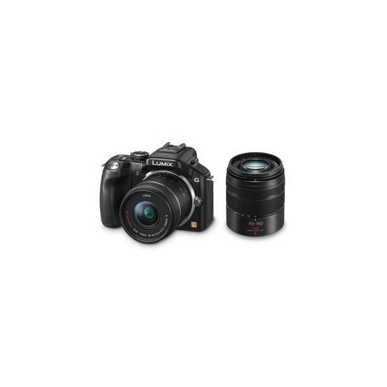 Panasonic DMC-G5  twin zoom kit