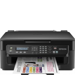 Epson WORKFORCE WF-2510WF Reviews
