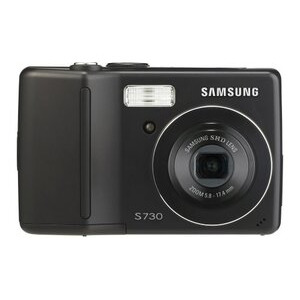 Photo of Samsung Digimax S730 Digital Camera