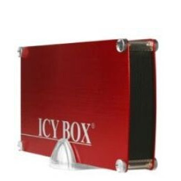 Icybox IB351U Red Reviews