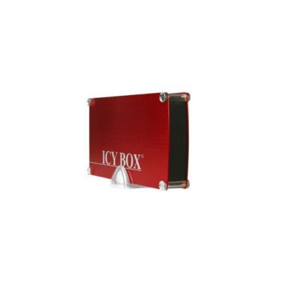 Icybox IB351U Red