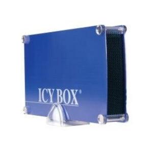 Photo of Icybox IB351U Blue External Hard Drive