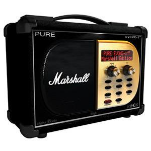 Photo of Pure Evoke 1XT Marshall Radio