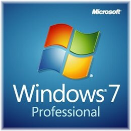 Windows 7 Pro SP1 64-bit (English, 1pk)