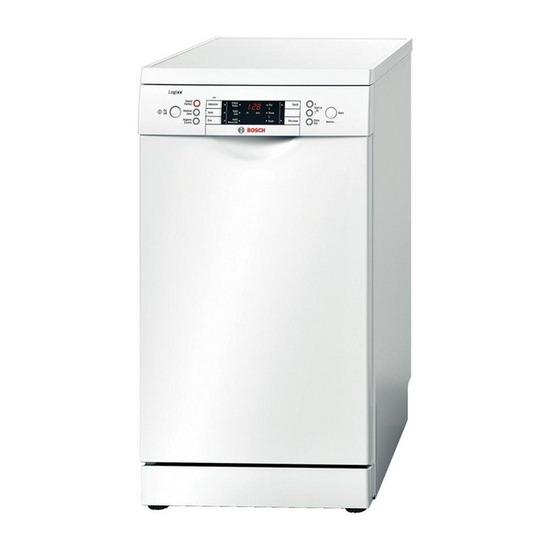 Bosch SMS65E22GB Fullsize Dishwasher