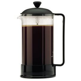 Bodum Brazil Cafetiere - 12 Cup Reviews