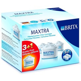 Brita Maxtra Cartridges - 4 for the Price of 3 Reviews