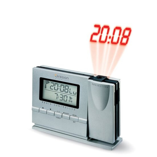 Oregon Scientific RM 318 P Projection Clock with Moveable Arm
