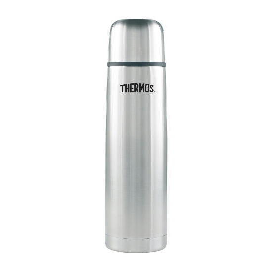 Thermos 1L Stainless Steel Vacuum Flask