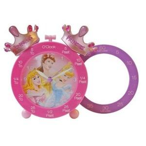 Photo of Disney Princess Alarm Clock Clock