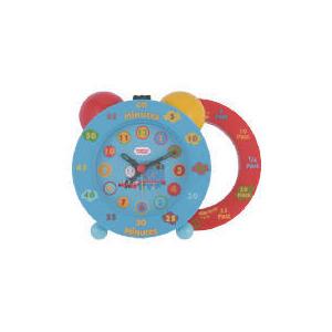 Photo of Thomas The Tank Engine Time Teaching Clock Toy