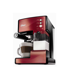 OSTER BVSTEM6601R-060 Espresso Machine - Red Reviews