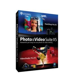 Corel Photo & Video Suite X5 Reviews