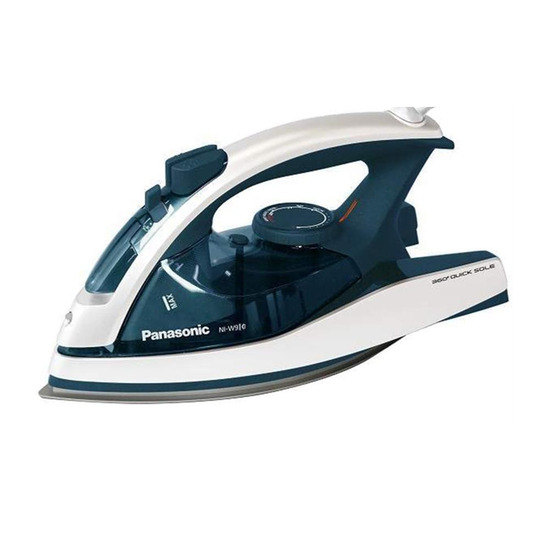 Panasonic NI-W910CMXC Steam Iron - Aquamarine