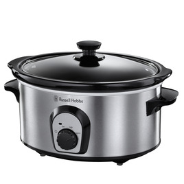 Russell Hobbs 18032 Slow Cooker - Silver Reviews