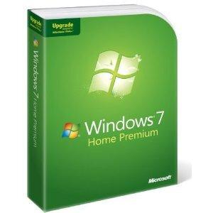Photo of  Microsoft Windows 7 Home Premium Upgrade (3 User License) Software