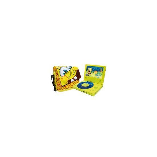 Ingo EBD001U DVD player (Spongebob Square Pants)