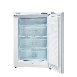 Bosch Logixx GSV16PW20G Undercounter Freezer - White Reviews