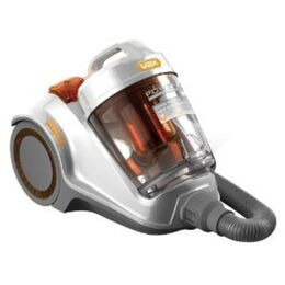 Vax C89-P6-B Cylinder Vacuum Cleaner - Silver & Orange Reviews