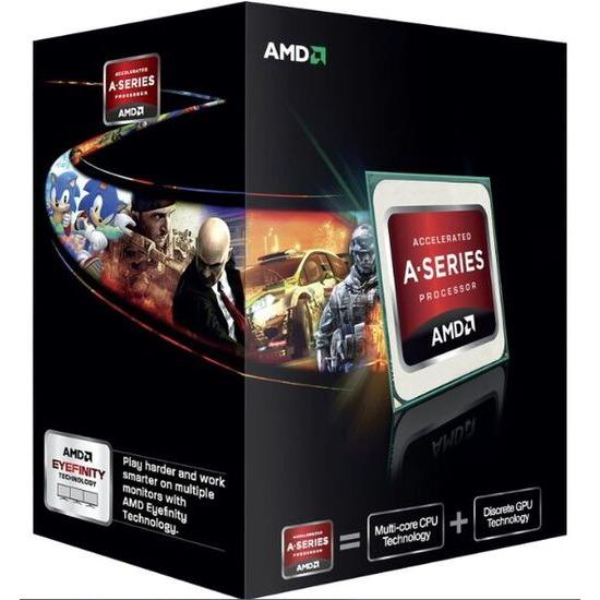 AMD A10 5800K Black Edition