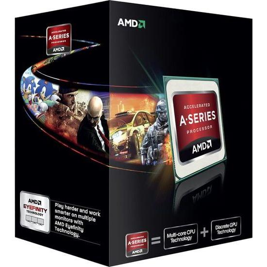 AMD A6 5400K Black Edition