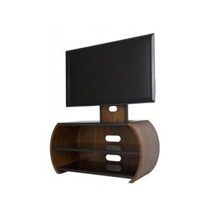 Photo of AVF Wenlock Walnut Cantilever TV Stands and Mount