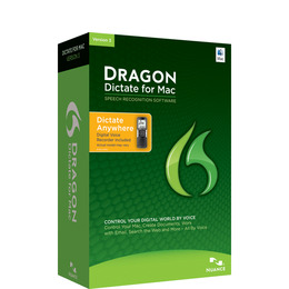 Nuance Dragon Dictate 3