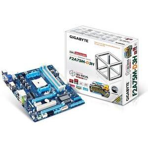 Photo of Gigabyte F2A75M-D3H Motherboard (SKT-FM2) Motherboard