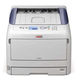 Photo of OKI C822N Printer