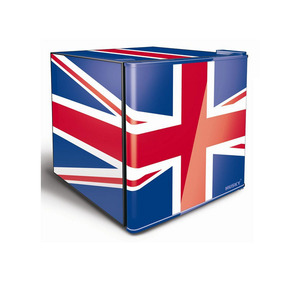 Photo of Husky EL193 Union Jack Fridge