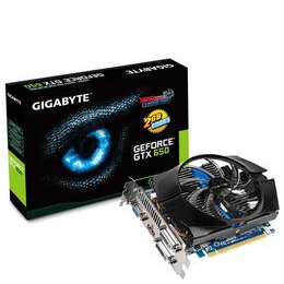 Gigabyte GTX650 GV-N650OC-2GI Reviews