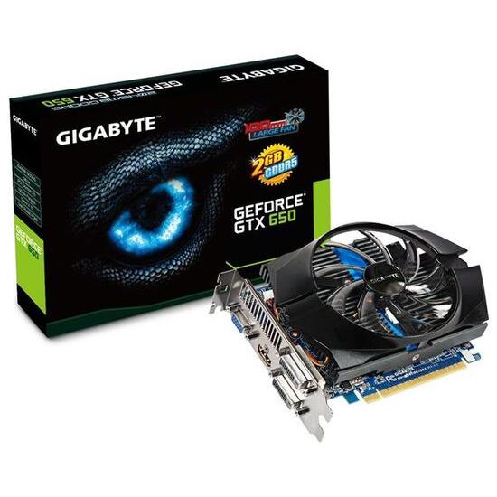 Gigabyte GTX650 GV-N650OC-2GI