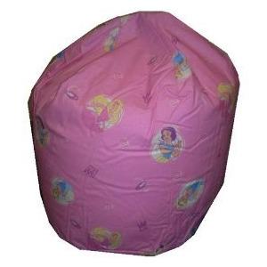 Photo of Disney Princess Bean Bag Cushions and Throw