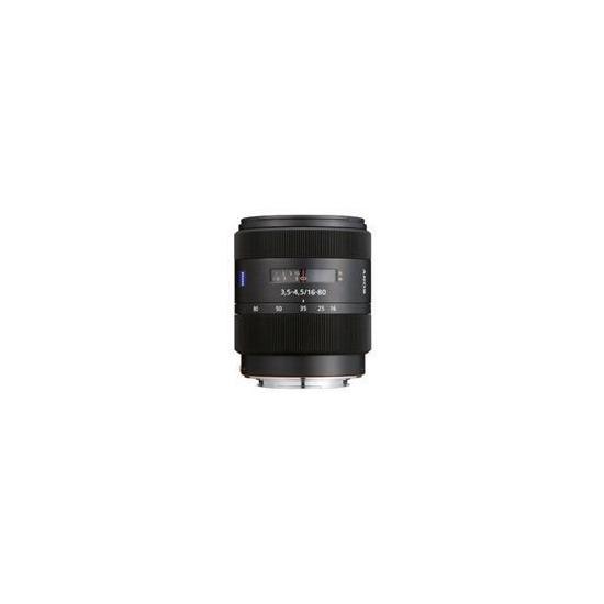 16-80mm F3.5-4.5 DT Lens