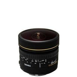 Sigma 8mm f3.5 EX DG Circular Fisheye (Canon mount) Reviews
