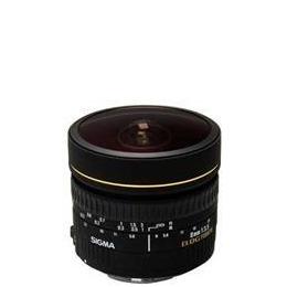 Sigma 8mm f3.5 EX DG Circular Fisheye (Canon mount) Reviews