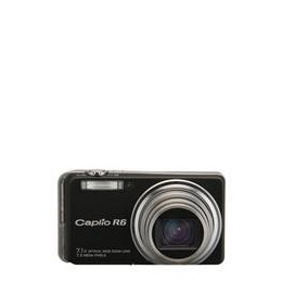 Ricoh Caplio R6 Reviews