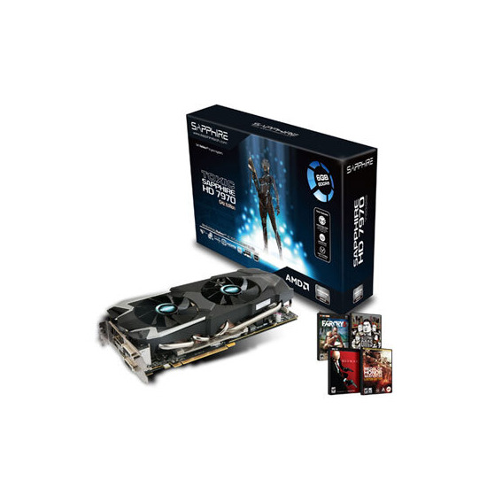 Sapphire HD 7970 Toxic 6GB
