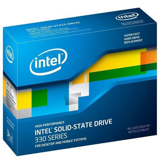 Intel SSD 240GB SSDSC2CT240A3K5