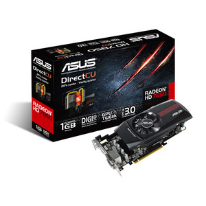 Photo of Asus HD7850-DC-1GD5 Graphics Card
