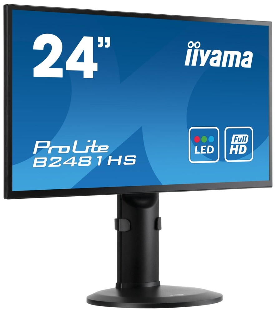 Iiyama Prolite B2481HS Reviews and Prices