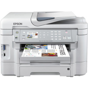 Photo of Epson WorkForce WF-3530DTWF Printer