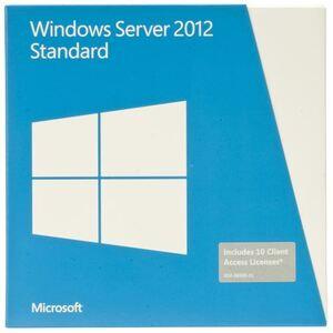 Photo of Microsoft Windows Server Standard 2012 64BIT 10 Clients Software