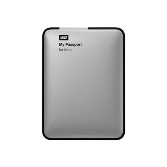 Western digital 2TB My Passport for Mac