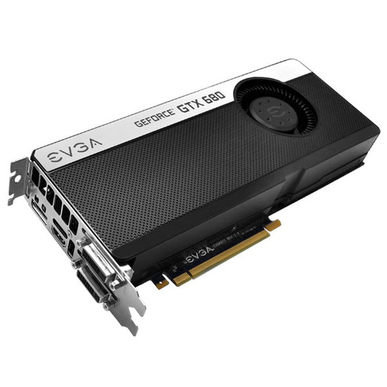 Evga GeForce GTX 680 4GB